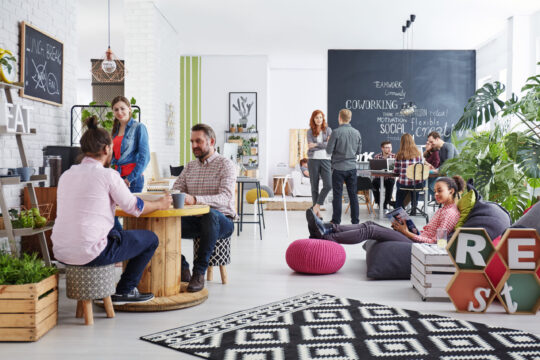 Nuestra Misión Es Impulsar La Cultura Del Coworking
